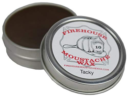 Firehouse Moustache WAX'S Superior Hold