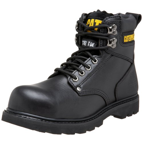 Caterpillar mens Second Shift Steel Toe Work...