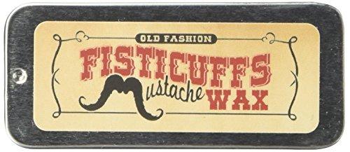 Fisticuffs Mustache Wax 15g Tin