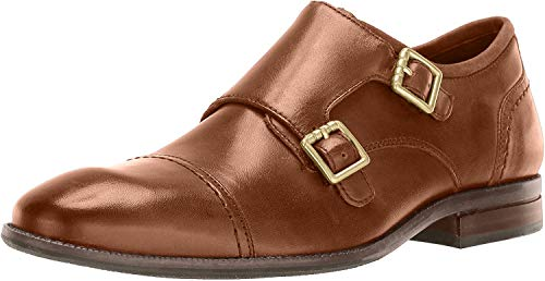 Cole Haan Men's Wagner Grand Monk-Strap Loafer,...