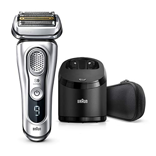 Braun Electric Razor for Men, Series 9 9370cc...