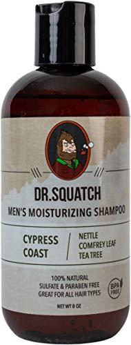 Dr. Squatch Natural Men's Shampoo – Keep Hair...