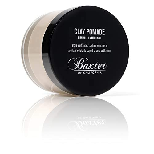 Baxter of California Men's Clay Pomade, No Color,...