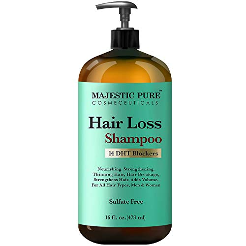 Majestic Pure Hair Loss Shampoo, Offers Natural...