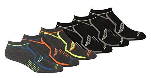 Saucony Men's Multi-Pack Bolt Performance Comfort...