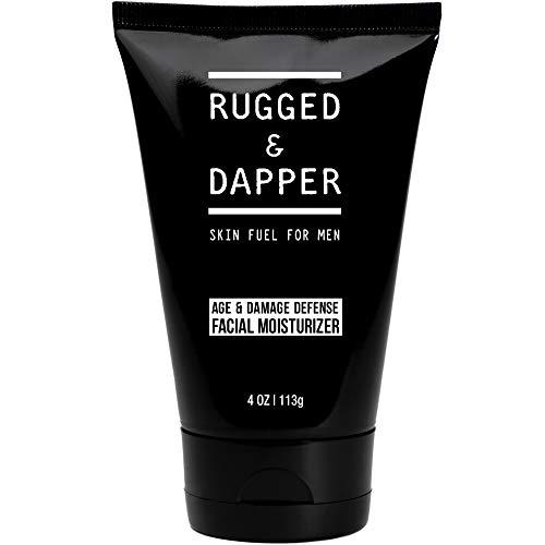 RUGGED & DAPPER Age + Damage Defense Facial...