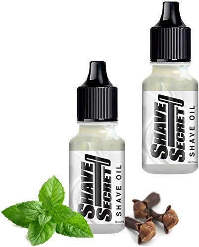 Shave Secret Shaving Oil 18.75Ml