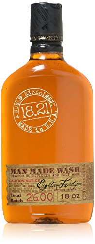 18.21 Man Made Wash, Original Sweet Tobacco, 18 Fl...