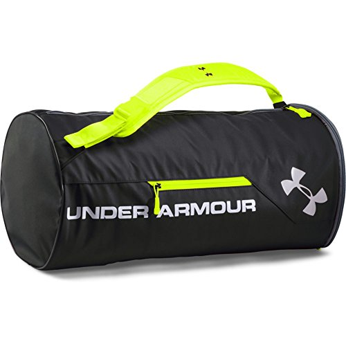 Under Armour Isolate Duffel Bag, Red /Silver, One...