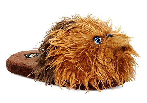Star Wars Chewbacca Men's 3D Character Plush...