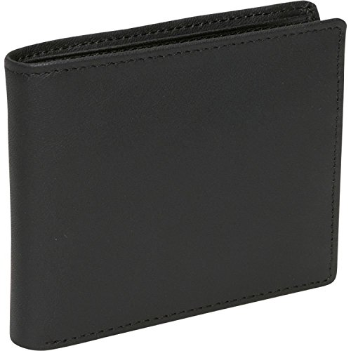 Royce Leather Men's RFID Blocking Bifold Wallet in...