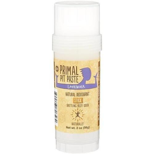 Primal Pit Paste All Natural Lavender Deodorant...