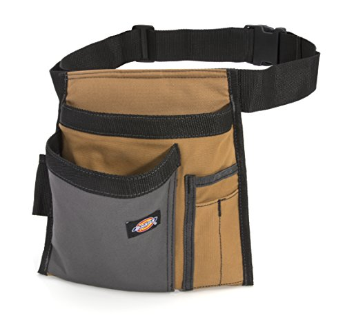 Dickies 5-Pocket Single Side Tool Belt Pouch/Work...