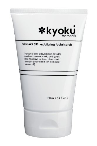 Kyoku For Men Exfoliating Facial Scrub | Kyoku For...