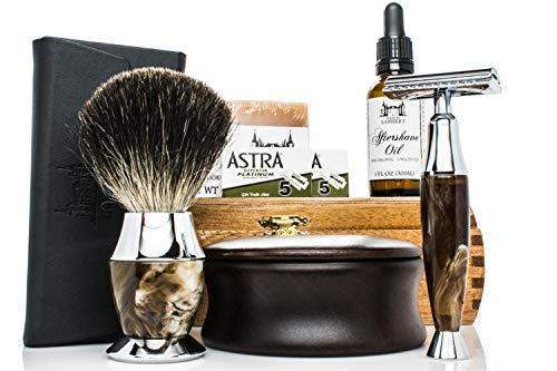Maison Lambert Ultimate Shaving Kit Set with...