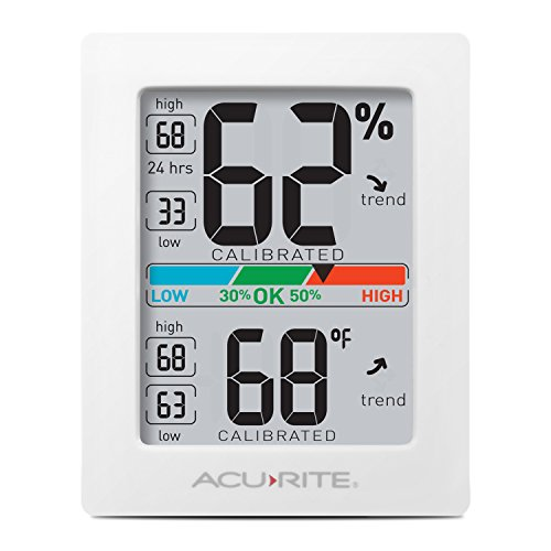 AcuRite Monitor for Greenhouse, Home or Office(3 x...