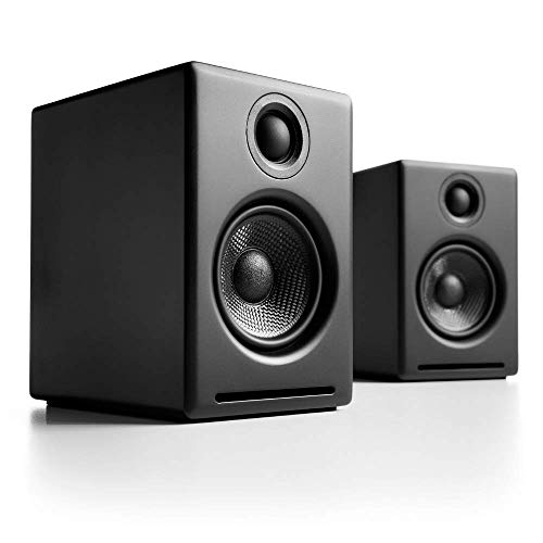 Audioengine A2 Plus 60W Powered Desktop Speakers,...