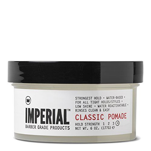 Imperial Barber Grade Products Classic Pomade, 6...