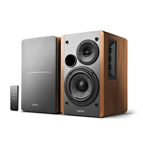Edifier R1280T Powered Bookshelf Speakers - 2.0...
