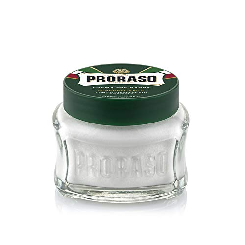 Proraso Pre-Shave Cream, Refreshing and Toning,...