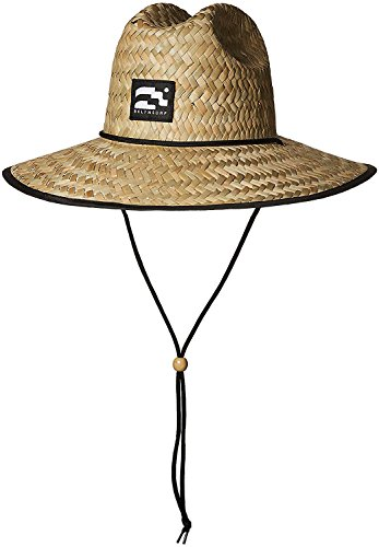 Brooklyn Surf Men's Straw Sun Lifeguard Beach Hat...