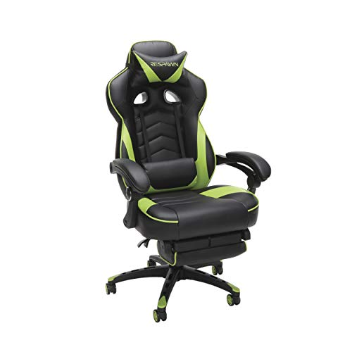 RESPAWN 110 Racing Style Gaming Chair, Reclining...