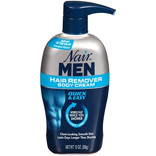 Nair Hair Remover for Men Hair Remover Body Cream,...