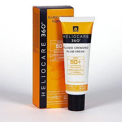 Heliocare 360º Fluid Cream Fluido Cremoso SPF 50+...