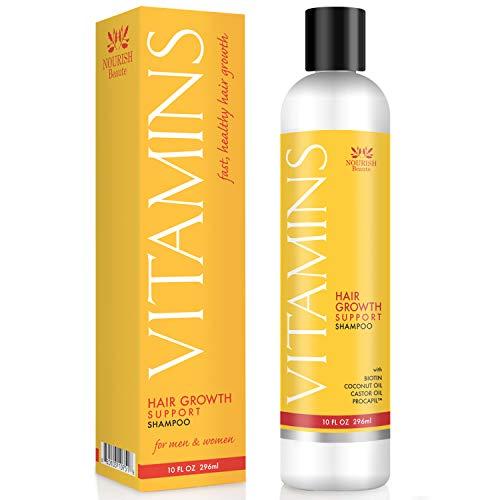 Nourish Beaute Vitamins Shampoo for Hair Loss that...