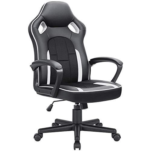 JUMMICO Gaming Chair Ergonomic Executive Office...