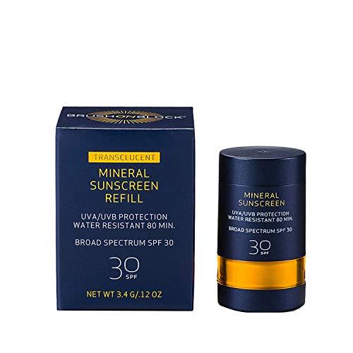Brush On Block Refill Cartridge, Mineral Sunscreen...