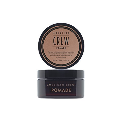 American Crew POMADE FOR HOLD AND SHINE for Men,3...