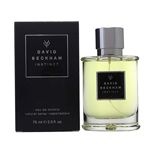 David Beckham Instinct EDT Spray For Men, 2.5...