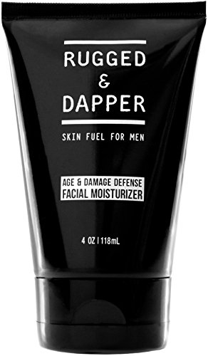 RUGGED & DAPPER Face Moisturizer for Men, Skin...