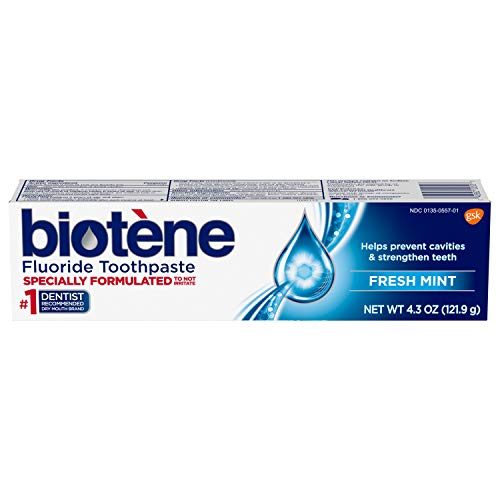 Biotene Fluoride Toothpaste for Dry Mouth...