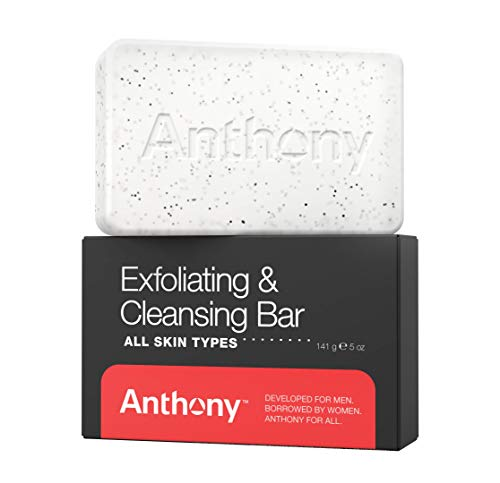 Anthony Exfoliating and Cleansing Bar, Grapefruit,...