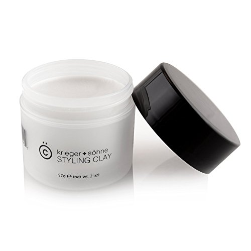 Premium Styling Clay For Men - K+S Salon Quality...