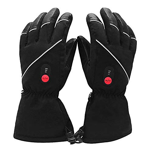 Savior Heated Gloves for Men Women, Rechargeable...