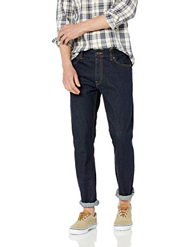 J.Crew Mercantile Men's Straight Fit Jean, Dark...