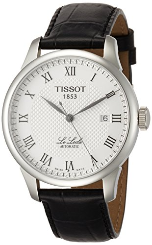 Tissot Men's TIST41142333 Le Locle Analog Display...
