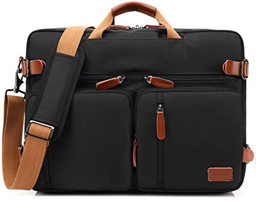 CoolBELL Convertible Backpack Messenger Bag...