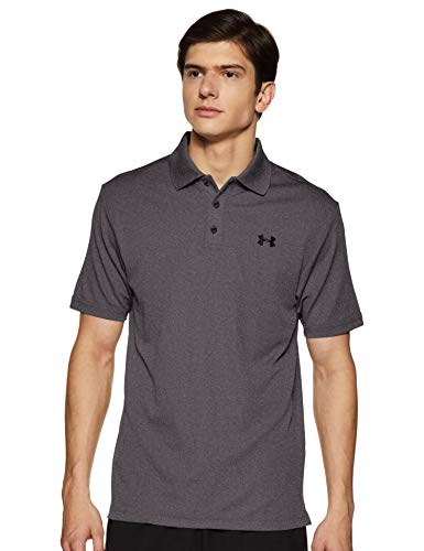 Under Armour Men's Performance Polo, Carbon...