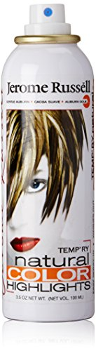 jerome russell Temporary Natural Color Highlights,...