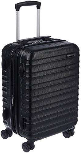 AmazonBasics Hardside Spinner, Carry-On,...