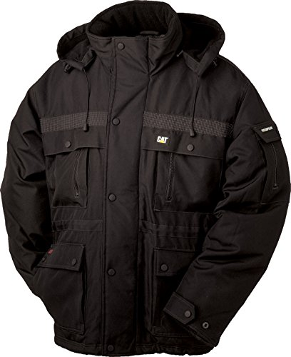 Caterpillar Men's Heavy Insulated Parka (Regular...
