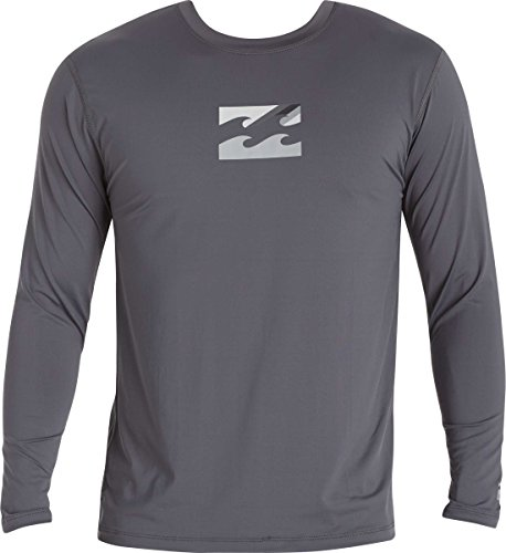 Billabong Men's Regular Fit Long Sleeve Rashguard,...