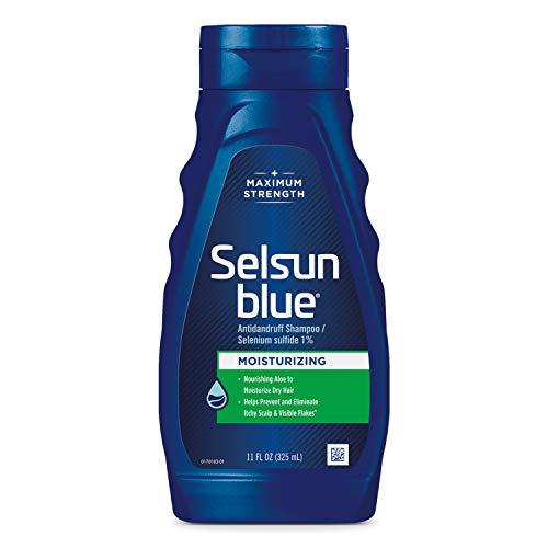 Selsun Blue Moisturizing with Aloe Dandruff...