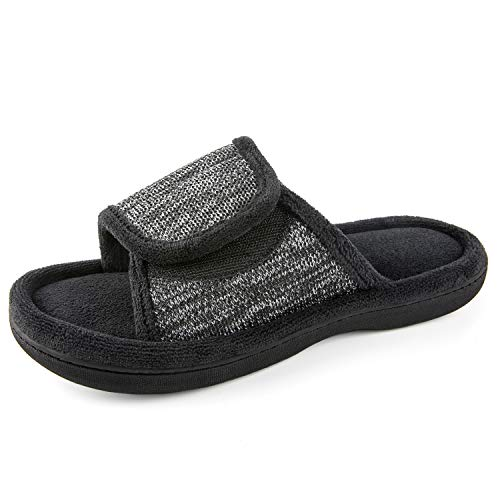 RockDove Men's Adjustable Wrap Memory Foam Slide...