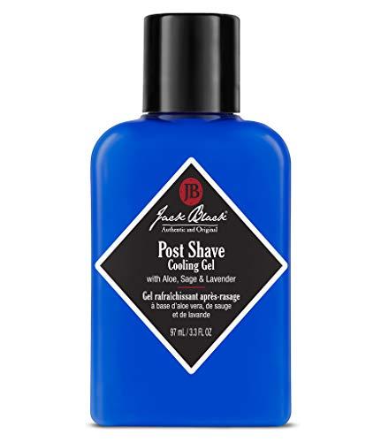 Jack Black Post Shave Cooling Gel, 3.3 Fl Oz