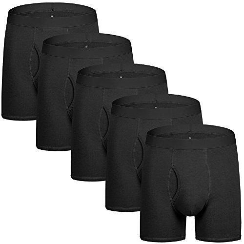 5Mayi Mens Underwear Boxer Briefs for Men Cotton...